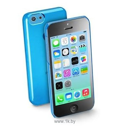 Фотографии Cellular Line Boost Blue for iPhone 5C