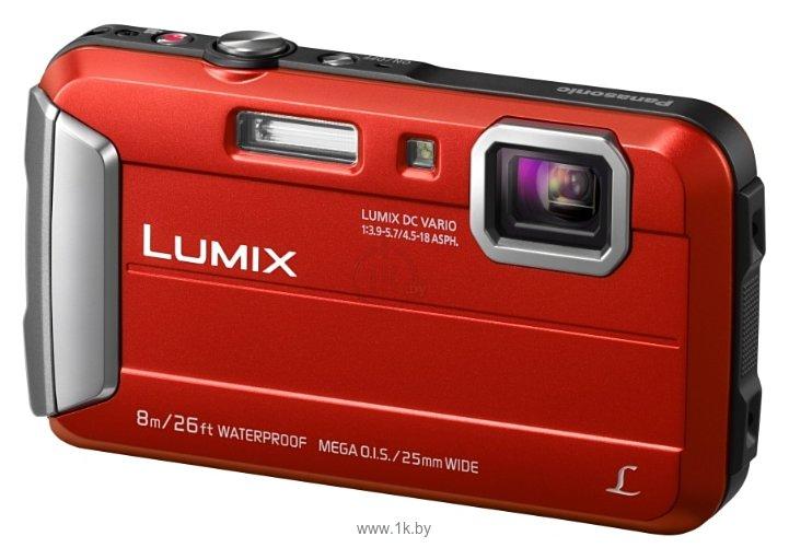 Фотографии Panasonic Lumix DMC-FT30