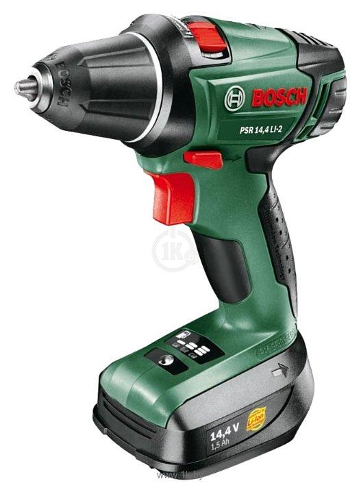 Фотографии Bosch PSR 14,4 LI-2 (060397340P)