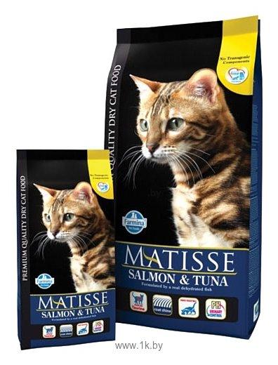 Фотографии Farmina (1.5 кг) Matisse Salmon & Tuna