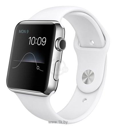 Фотографии Apple Watch 42mm with Sport Band