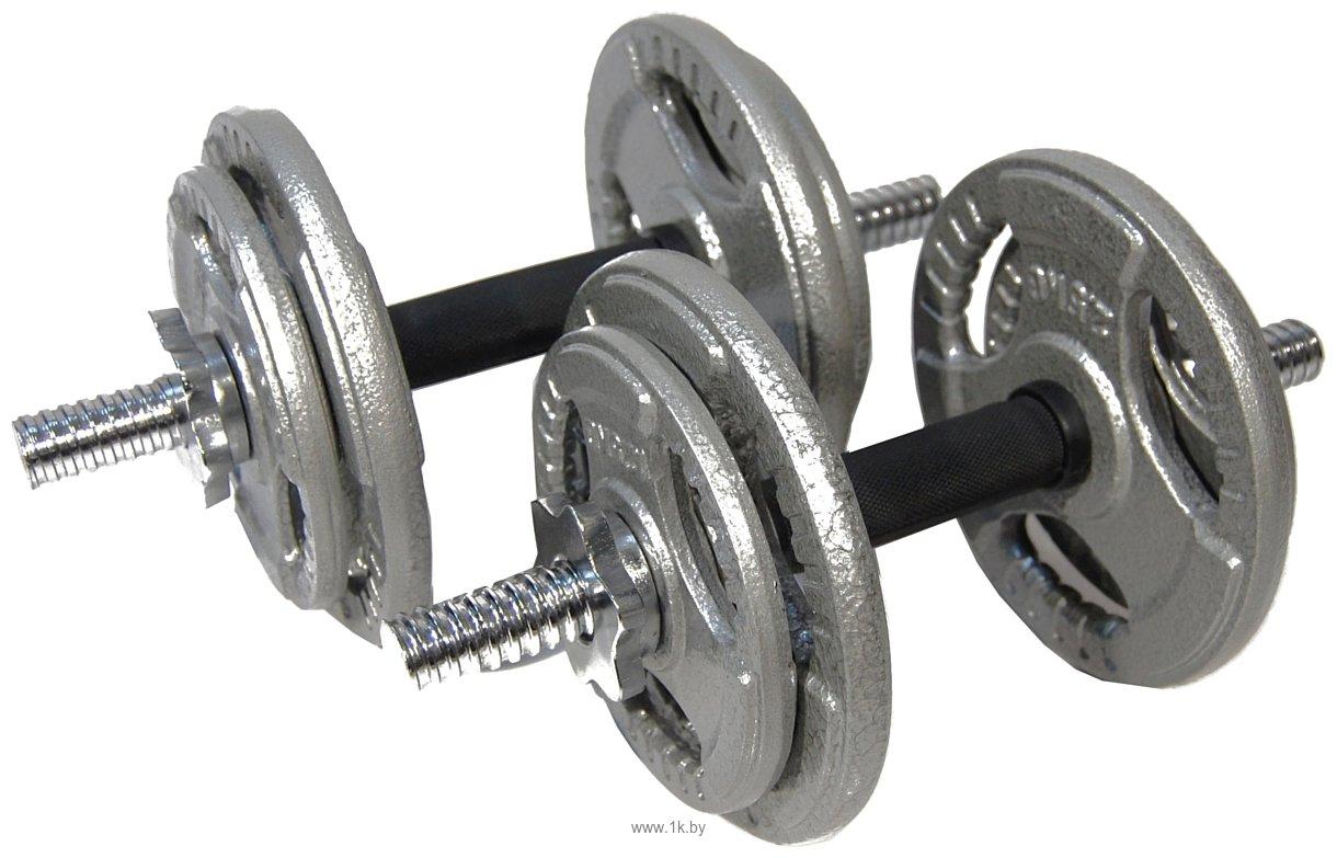 Фотографии Atlas Sport Хаммертон 2x19 кг
