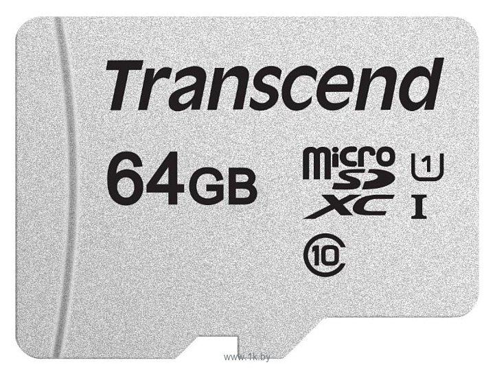 Фотографии Transcend TS64GUSD300S