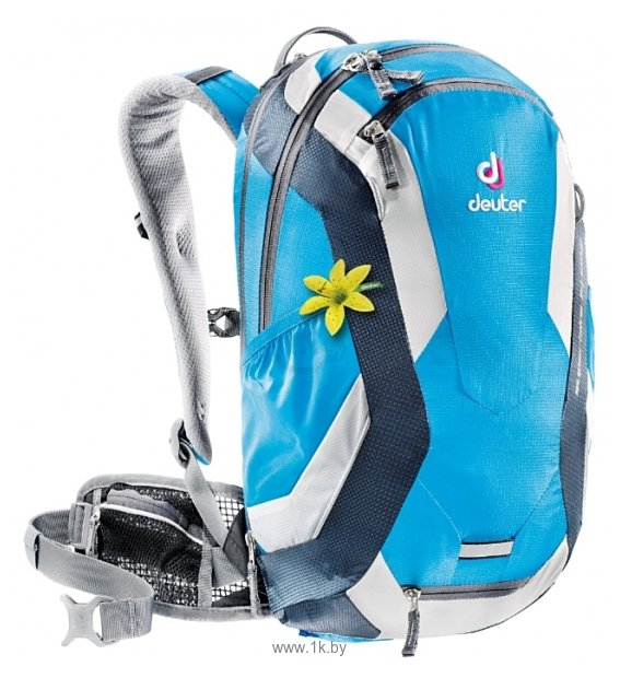 Фотографии Deuter Superbike 14+4 SL EXP blue/grey (turquoise/midnight)