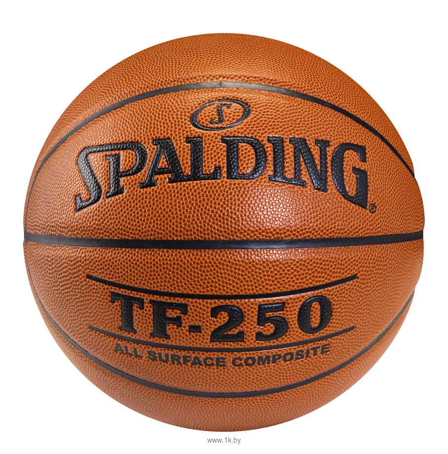 Фотографии Spalding TF-250 (размер 6)