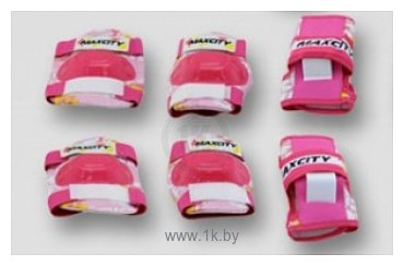 Фотографии MaxCity PG-Teddy L (розовый)