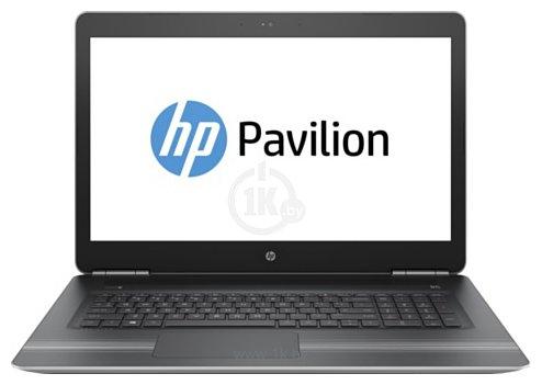 Фотографии HP Pavilion 17-ab002ur (W7T34EA)