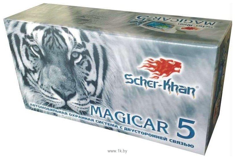 Фотографии Scher Khan Magicar 5