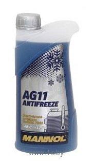 Фотографии Mannol Longterm Antifreeze AG11 1л