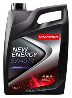 Фотографии Champion New Energy PI 5W-40 5л