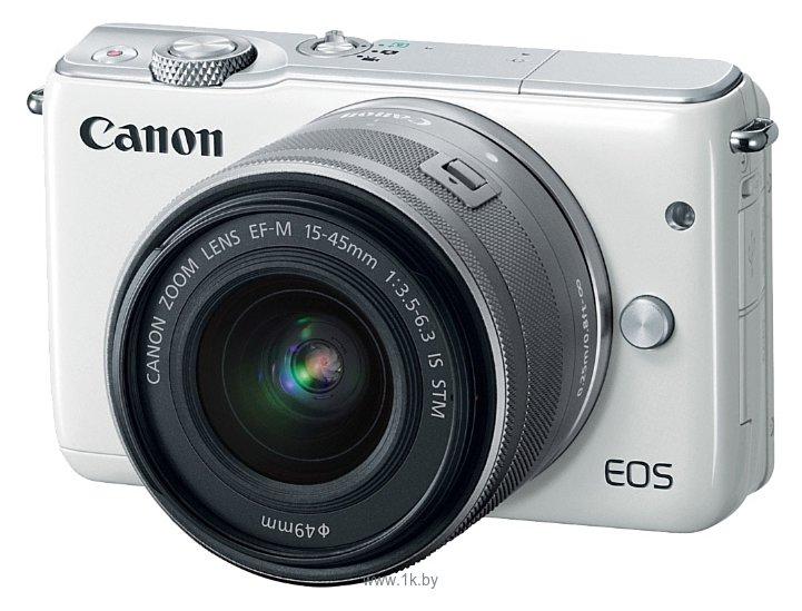 Фотографии Canon EOS M10 Kit