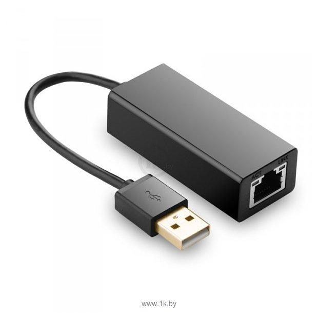 Фотографии USB 2.0 тип A - LAN