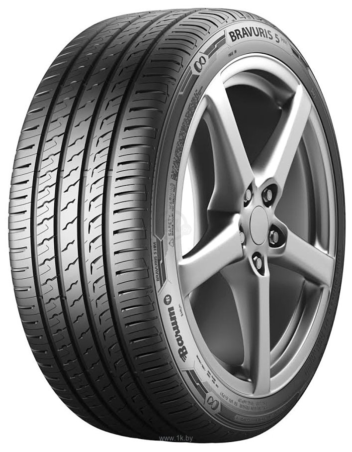 Фотографии Barum Bravuris 5HM 235/50 R18 97V
