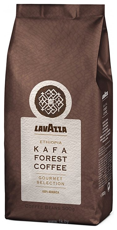Фотографии Lavazza Kafa Forest Coffee 500 г