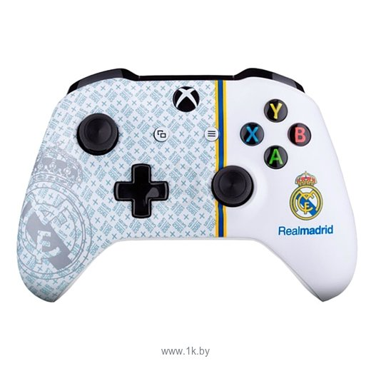 Фотографии Microsoft Xbox One Wireless Controller FC Real 1902