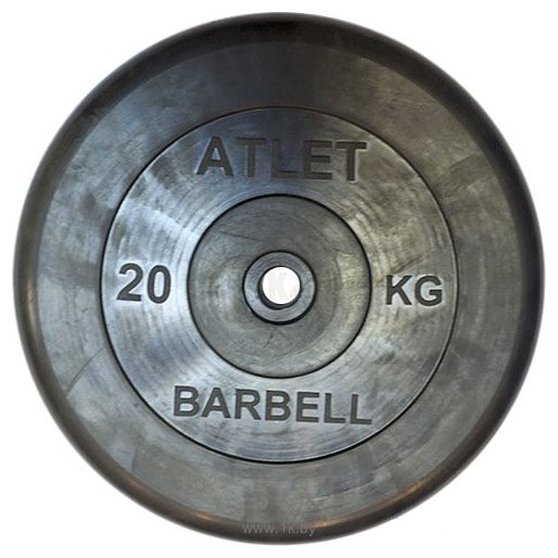 Фотографии Атлет диск 20 кг