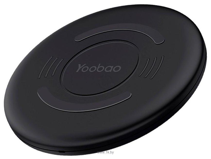 Фотографии Yoobao Wireless Charging Pad D1 (белый)