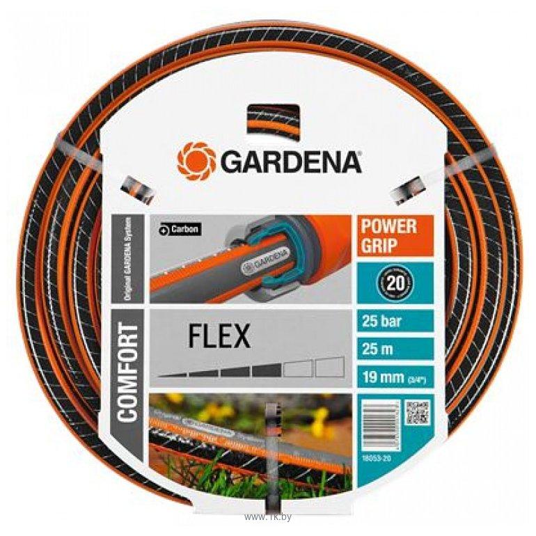 """Фотографии Gardena Flex 19 мм (3/4"""", 50 м) (18055)"""