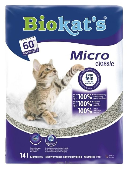 Фотографии Biokat's Micro classic 14л