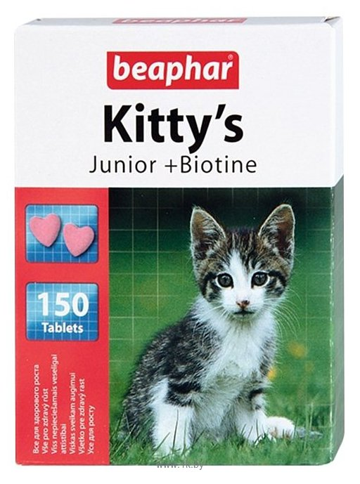 Фотографии Beaphar Kitty's Junior