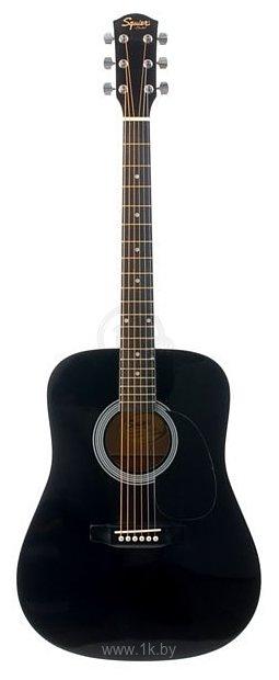 Фотографии Fender SQUIER SA-105 Black