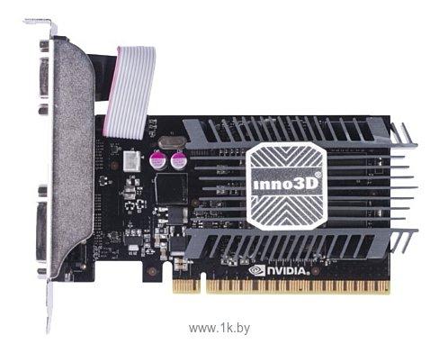 Фотографии Inno3D GeForce GT 730 902Mhz PCI-E 2.0 1024Mb 1800Mhz 64 bit DVI HDMI HDCP