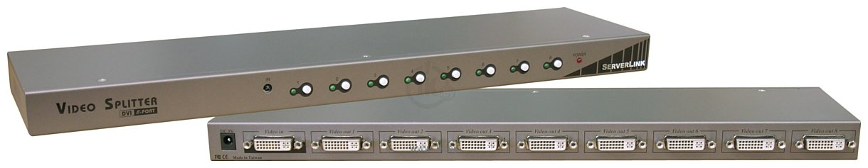 Фотографии DVI splitter 8 портов