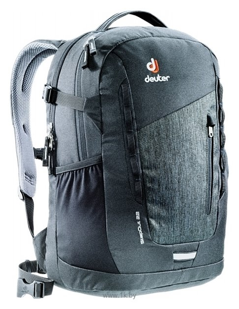 Фотографии Deuter StepOut 22 black/grey (dresscode/black)