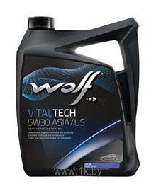 Фотографии Wolf Vital Tech 5W-30 Asia/US 1л