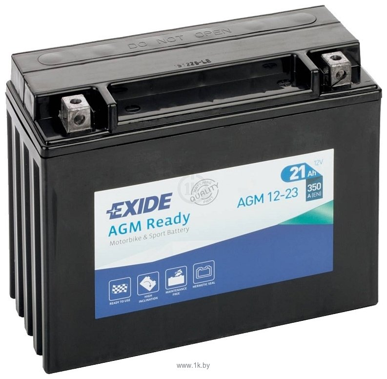 Фотографии Exide AGM Ready AGM12-23