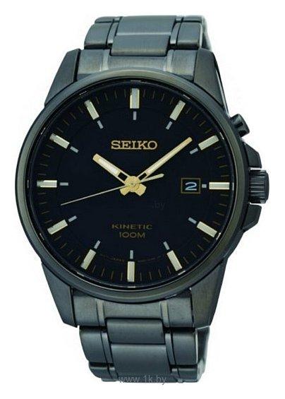 Мужские наручные часы - высокое качество от мирового бренда Seiko
