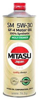 Фотографии Mitasu MJ-M11 5W-30 1л