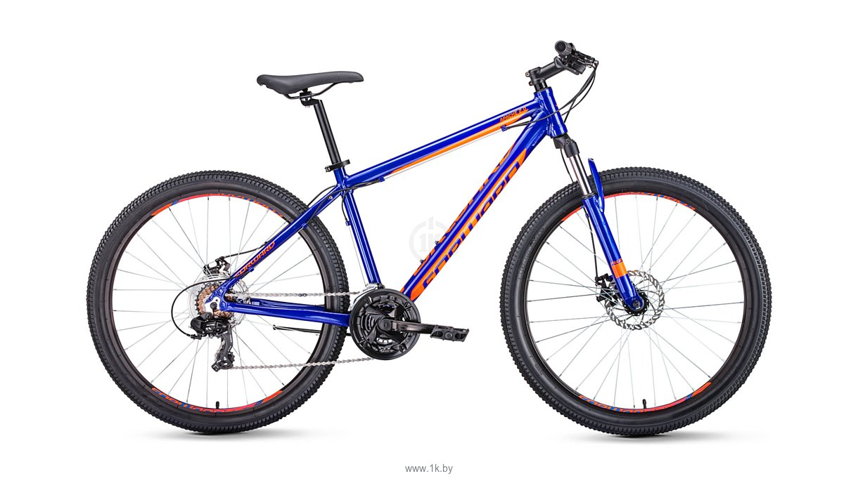 Фотографии FORWARD Apache 27.5 2.0 Disc (2019)