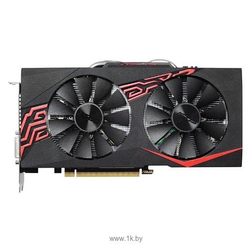 Фотографии ASUS GeForce GTX 1060 1506Mhz PCI-E 3.0 6144Mb 8008Mhz 192 bit DVI 2xHDMI HDCP Expedition