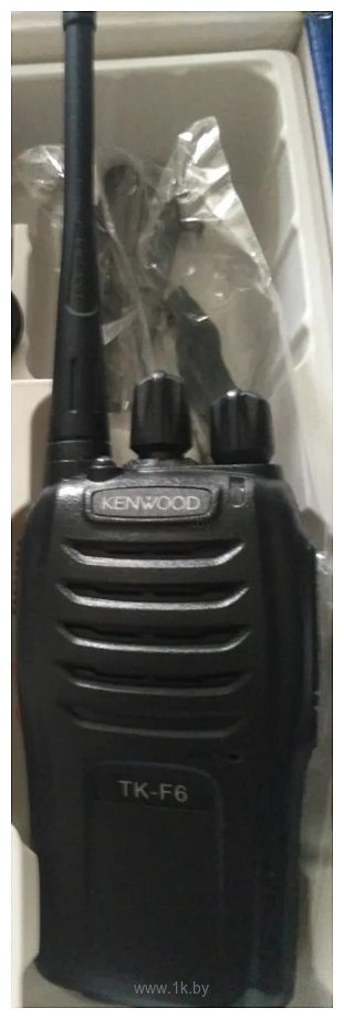 Фотографии Kenwood TK-F6 Turbo Flag