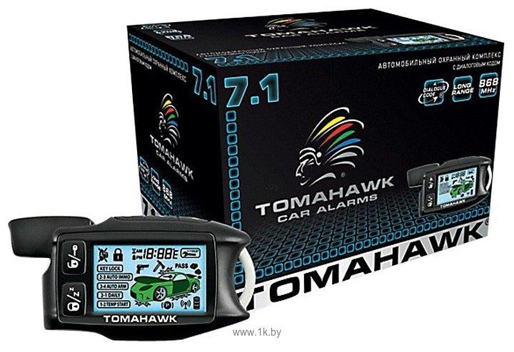 Фотографии Tomahawk 7.1