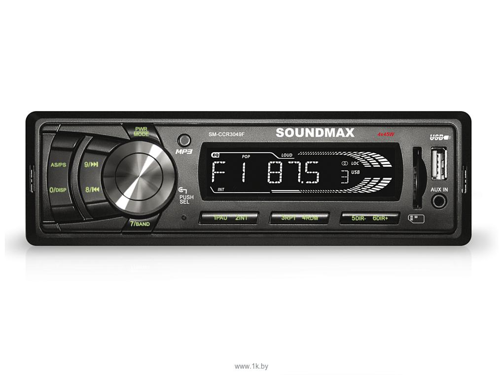 Фотографии SoundMAX SM-CCR3049F