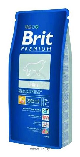 Фотографии Brit Premium Light (15 кг)