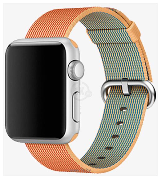 Фотографии Miru SN-02 для Apple Watch (оранжевый)