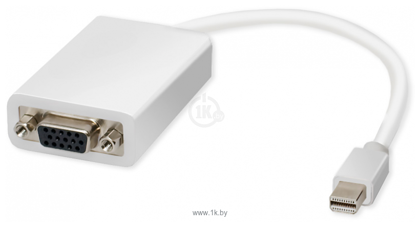 Фотографии mini-DisplayPort - VGA