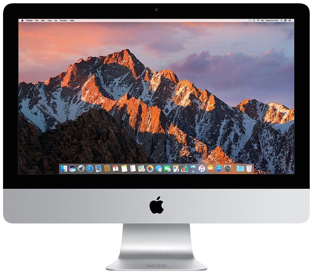 Фотографии Apple iMac 21.5'' (2017) (MMQA2)