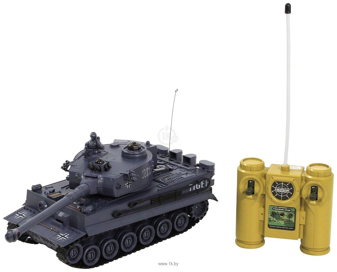Фотографии Mioshi Tech Танковый Бой: Tiger (MAR1207-021)