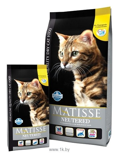 Фотографии Farmina (1.5 кг) Matisse Neutered