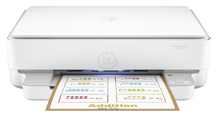 Фотографии HP DeskJet Plus Ink Advantage 6075