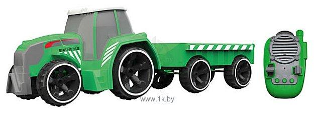 Фотографии Tooko Трактор с прицепом 81490