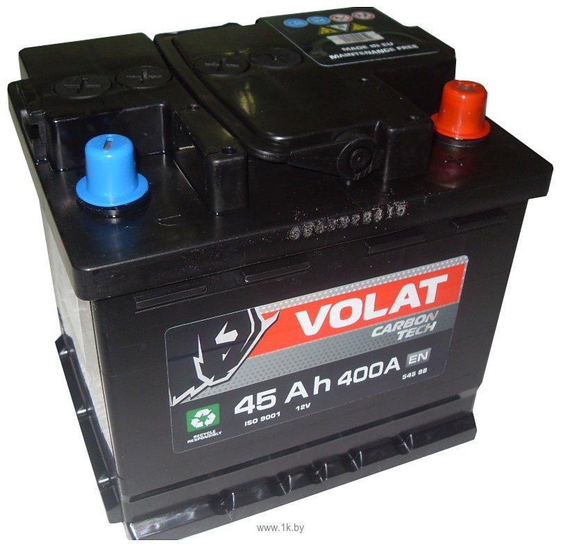 Фотографии Volat Ultra R+ 400A (45Ah)