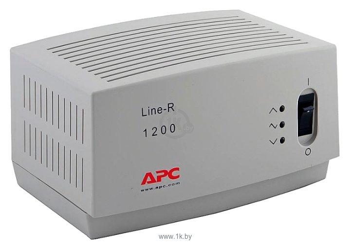 Фотографии APC by Schneider Electric Line-R LE1200-RS