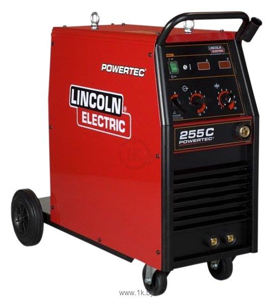 Фотографии Lincoln Electric Powertec 255C