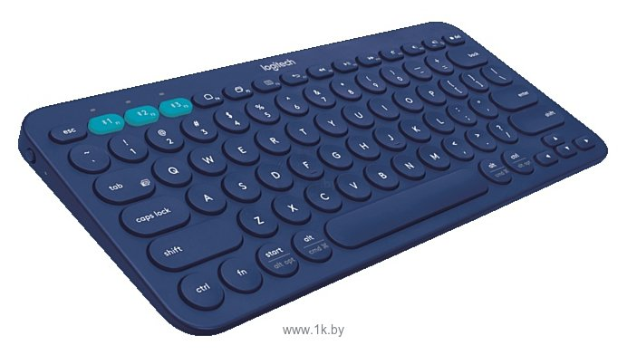 Фотографии Logitech K380 Multi-Device Black Bluetooth