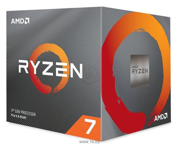 Фотографии AMD Ryzen 7 3800X Matisse (AM4, L3 32768Kb)